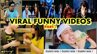 Viral Funny Videos | Part 1 | Weekly Virals  | The Memes Hub