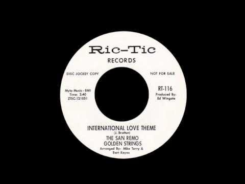 The San Remo Golden Strings - International Love Theme
