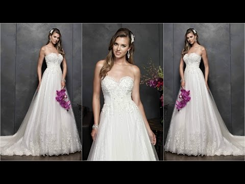 Wedding Dress Styles | Wedding Dress Prices | Simple Wedding Gowns | Wedding Dresses | WD84