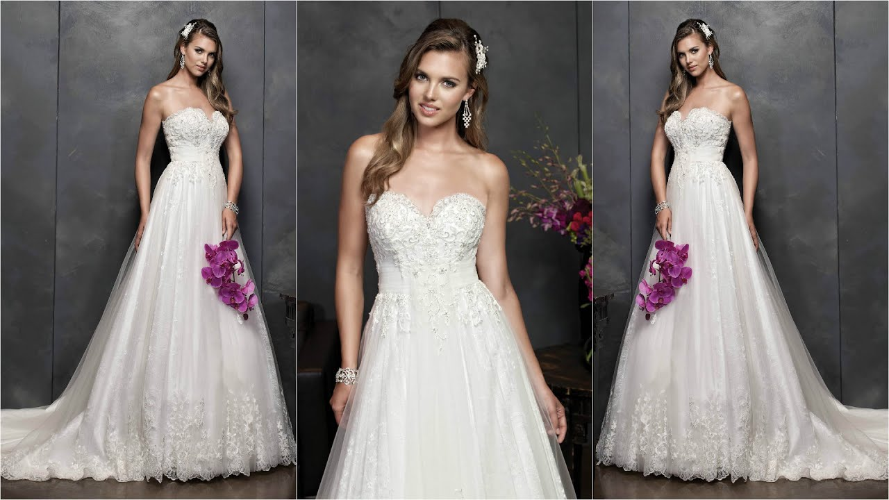 Wedding Dress Styles | Wedding Dress Prices | Simple Wedding Gowns ...