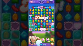 Candy Crush FRIENDS Saga level 95 no boosters