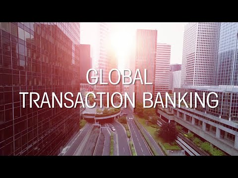 Global Transaction Banking