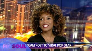 Viral Singer Savannah Christina Talks All Things Love And Music! - Later With Leon