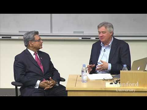 Stanford Seminar: Recent Trends in the Entrepreneurship Ecosystem in India