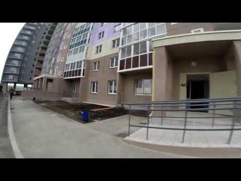 г. Челябинск, Ворошилова, дом № 57 (Европа-Academ Riverside) 75кв.м.