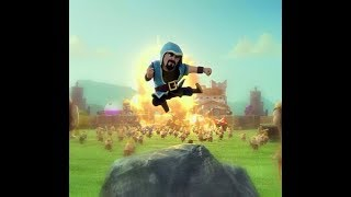 Clash of clans 2018: Mandir wahi banega ft. Wizard 🔥😂