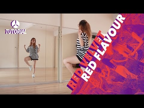 [TUTORIAL] Red Velvet (레드벨벳) - Red Flavour (빨간 맛) | Dance Tutorial by 2KSQUAD