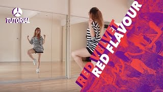 Video [TUTORIAL] Red Velvet (레드벨벳) - Red Flavour (빨간 맛) | Dance Tutorial by 2KSQUAD download MP3, 3GP, MP4, WEBM, AVI, FLV Mei 2018