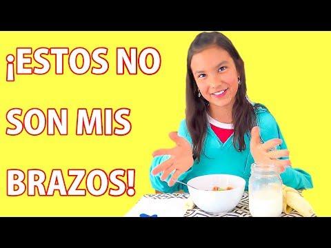 ESTOS BRAZOS SON MAGICOS | TV ANA EMILIA