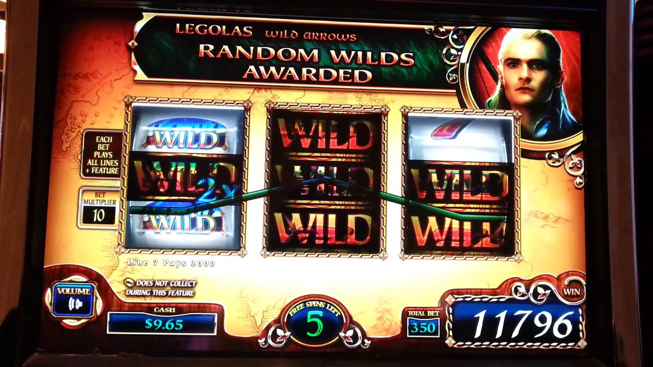 free slot lord of the rings