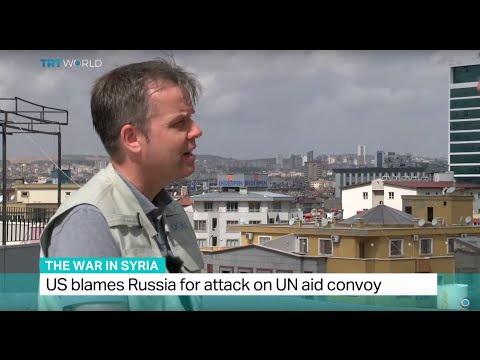 The War In Syria: Interview with OCHA Public Information Officer David Swanson on UN aid deliveries
