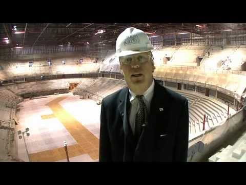 Tulsa World BOK Center Building Update