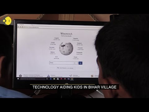 Technology aiding kids in Rural India