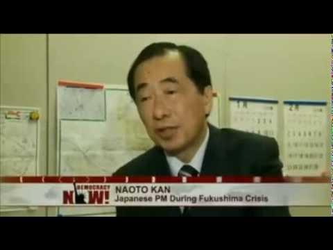 Japan ex Prime Minister  Fukushima 3rd Anniversary P3 of 3