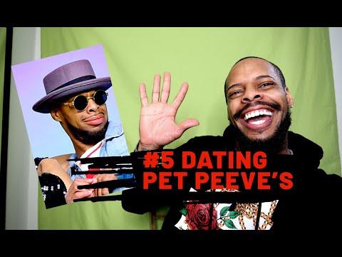 5 Dating Pet Peeves