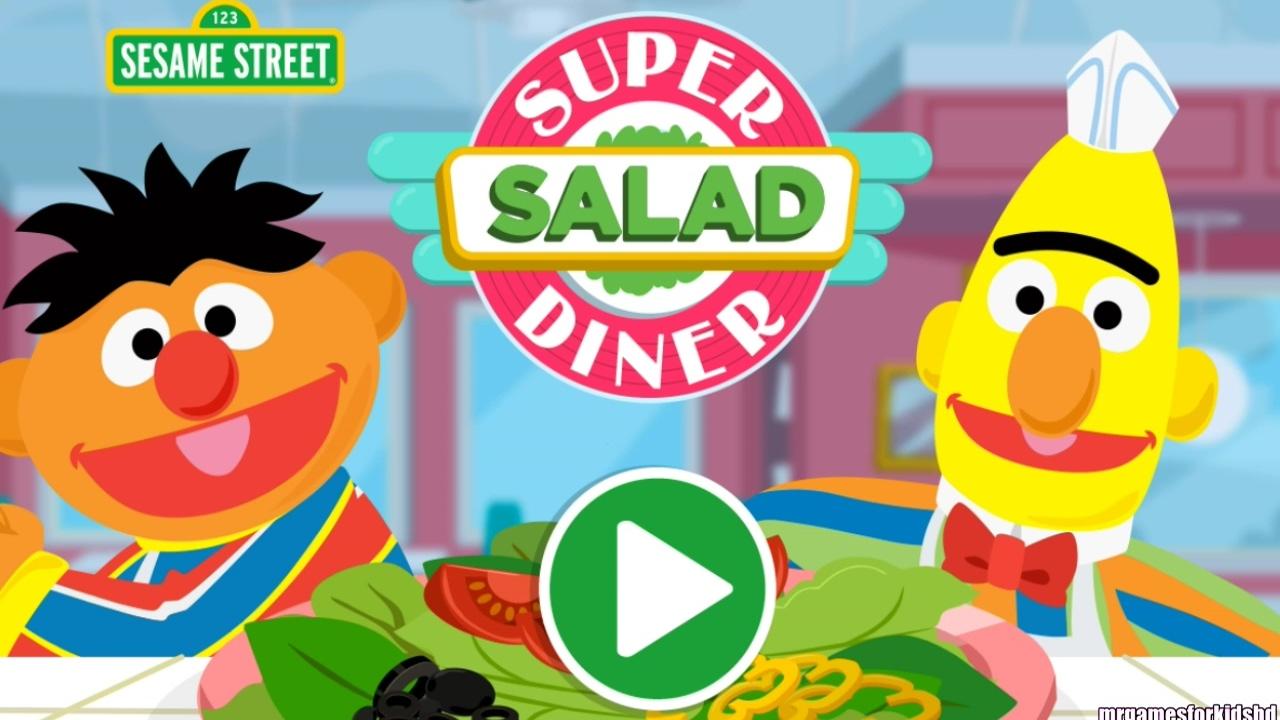 Resultado de imagen de SUPER SALAD DINER