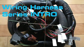 wiring harness conversion youtube. Black Bedroom Furniture Sets. Home Design Ideas