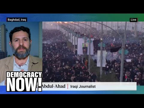 """How the killing of Soleimani has """"totally changed"""" U.S.-Iran protocol in Iraq"""
