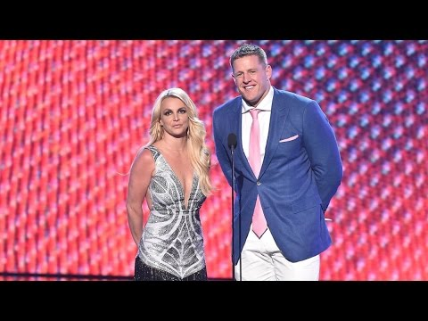 Britney Spears - 2015 ESPYS (Best Female Athlete)