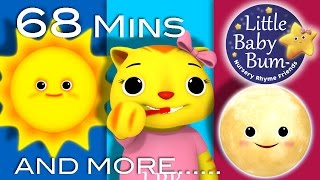 Learn with Little Baby Bum | Day and Night Song | Nursery Rhymes for Babies | Songs for Kids