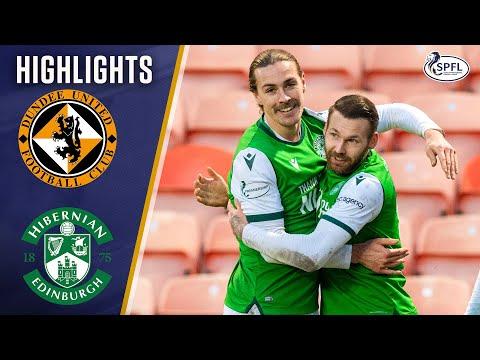 Dundee Utd Hibernian Goals And Highlights