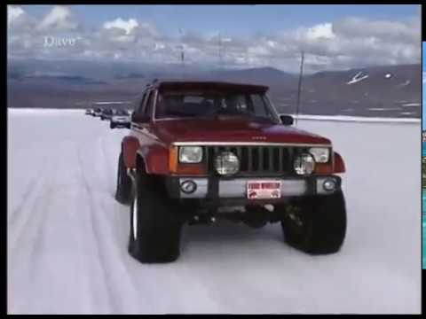 Jeremy Clarkson's Motorworld | Iceland S01E04 (in better quality)