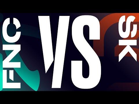 FNC vs. SK - Week 1 Day 1 | LEC Summer Split| Fnatic vs. SK Gaming (2019)