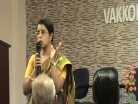 water day speech Anitha