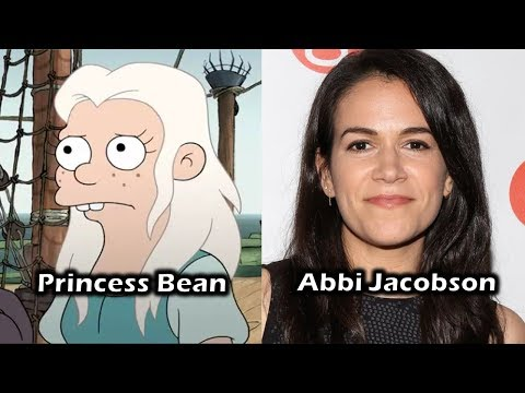 Characters and Voice Actors - Disenchantment (Season 1)