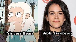Characters and Voice Actors - Disenchantment (Season 1)