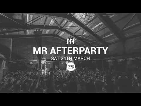 Mr. After Party Records Presents: Podcast Series 003 Mixed by Dave Sinner