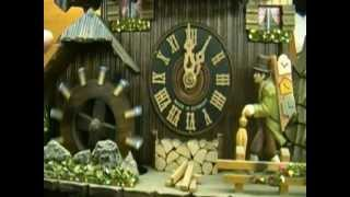 Black Forest Cuckoo Clock With Music Box Repair Preview
