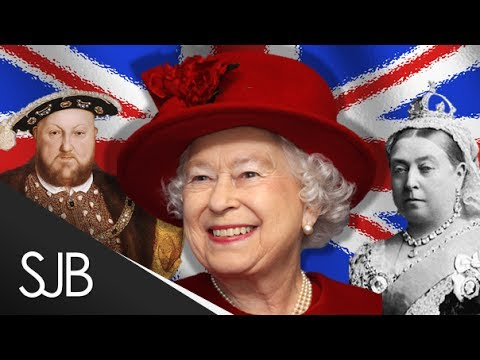 Monarchs of England and the United Kingdom - Kings and Queens