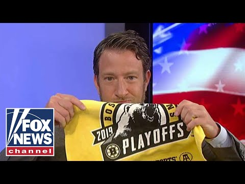 Barstool Sports founder responds to outrage over controversial towel