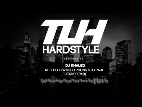 DJ Khaled - All I Do Is Win (Dr Phunk & DJ...