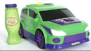 Bump-n-Go Bubble Car from Funrise