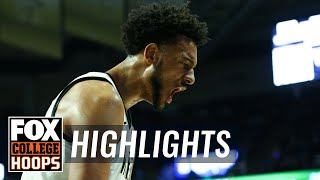 Wake Forest stuns No. 7 Duke with late comeback, double overtime win | FOX COLLEGE HOOPS HIGHLIGHTS