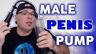 Adam and Eve Starter Pump | Penis Pump For Beginners | Male Enlargement Pump Reviews