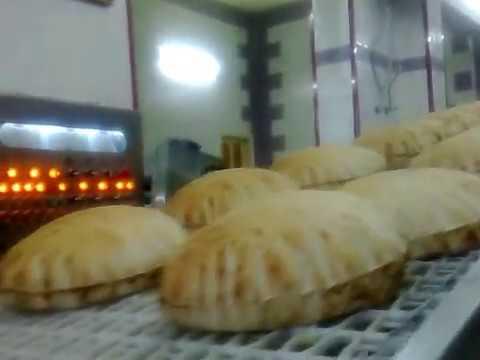كيف يتم صناعه الخبز دون تدخل البشرbread for the world