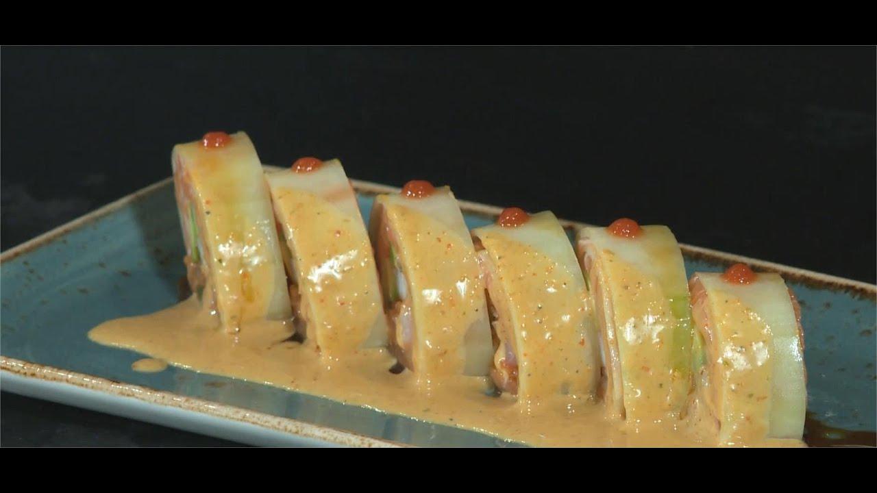 Recette Filmee De Gian Franco Brugaletta Chef Sushis Au Buddha Bar