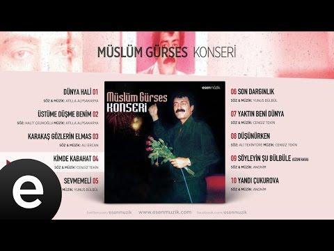 Kimde Kabahat (Müslüm Gürses) Official Audio #kimdekabahat #müslümgürses - Esen Müzik