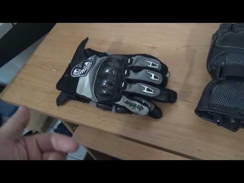 мотоперчатки, сравнение дорогих с дешевыми, так же обзор на новые от VANUCCI
