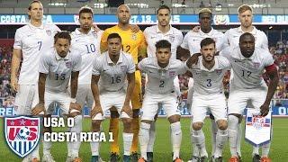 MNT vs. Costa Rica: Highlights - Oct. 13, 2015