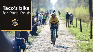 Taco's Bianchi voor Parijs-Roubaix | Team Jumbo-Visma