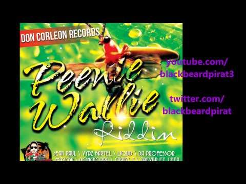 Mavado - Mek she cry (Radio) - Peenie Wallie Riddim - Don Corleon - July 2012