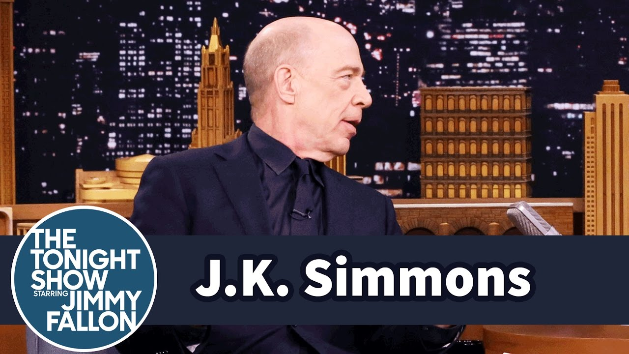 J.K. Simmons Used to Sing Telegrams in Tutus