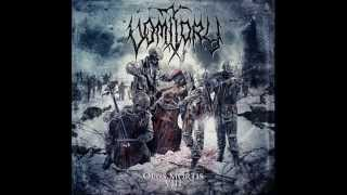 Vomitory-Regorge In The Morgue and Shrouded In Darkness