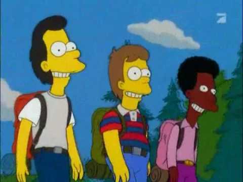 Mr.Sandman - The Simpsons