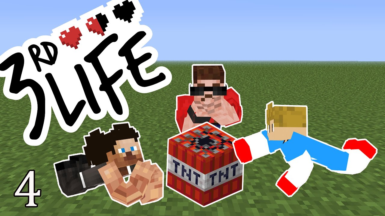 3rd Life: Episode 4 - AN EXPLOSIVE EXPERIENCE!!!