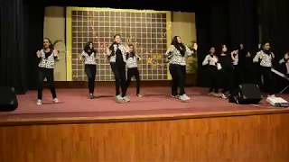"Jason Derulo ""SWALLA"" Dance Performance BY VNS EV Batch 18 